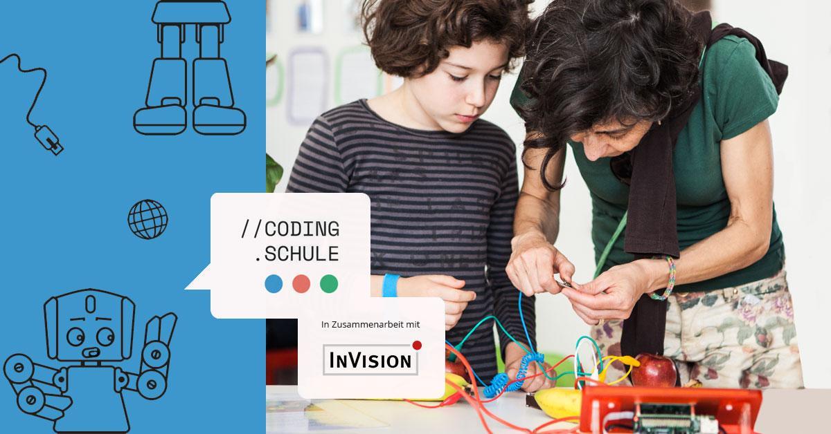 Coding Werkstatt @ InVision #7