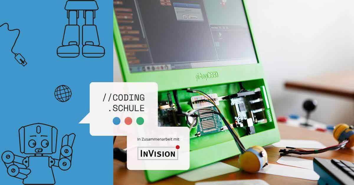 Coding Werkstatt @ InVision #1