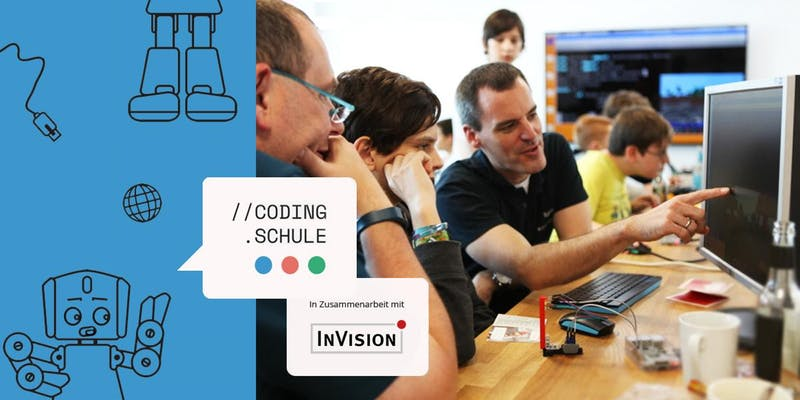 Codingwerkstatt @ InVision #21