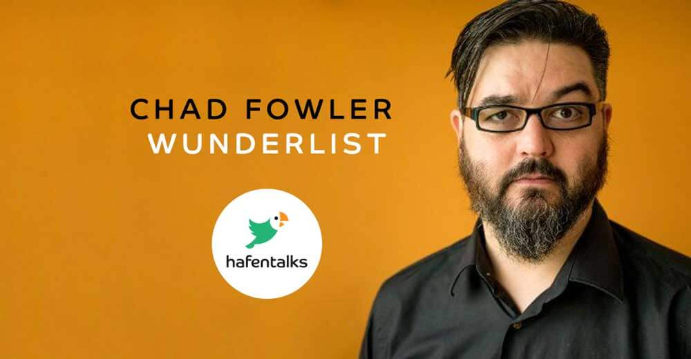 hafentalks #1: Chad Fowler - Impermanence as the key to good systems thinking