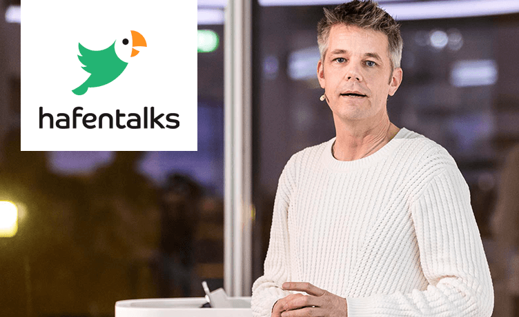 hafentalks #10: Jurgen Appelo - Managing for Happiness Image