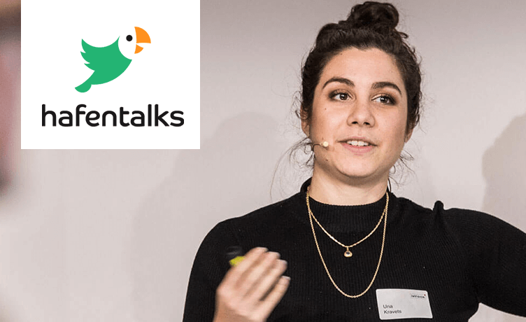 hafentalks #12: Una Kravets - Why Design Systems Fail Image