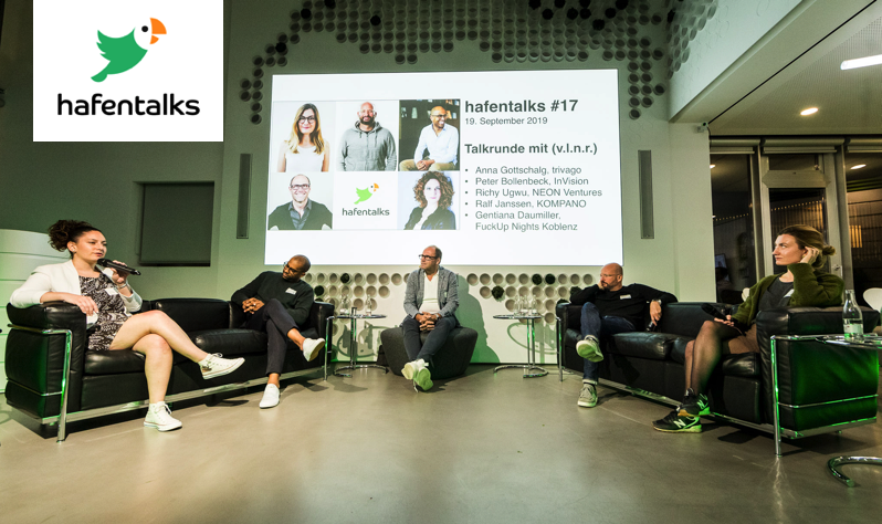 hafentalks #17: Tech-Start-Ups im Growth Modus