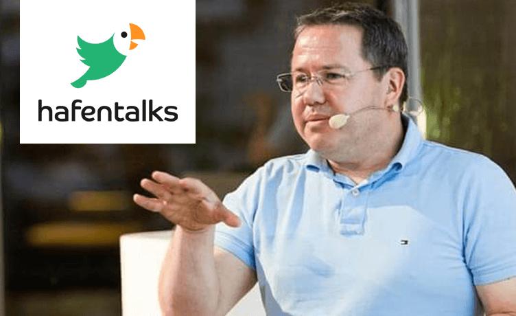 """hafentalks #2: Tobias Schrödel - """"Soziale Netzwerke sind soziale Waffen"""""""