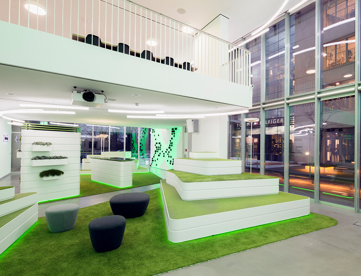 Digital Garden from speaker